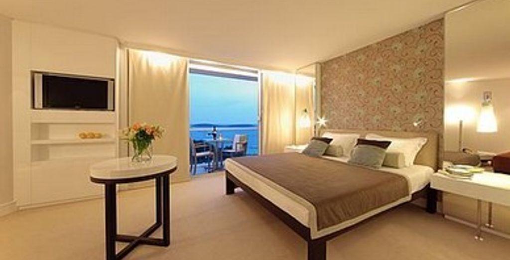 - Amfora Grand Beach Resort**** - Hvar - Croatia Hvar
