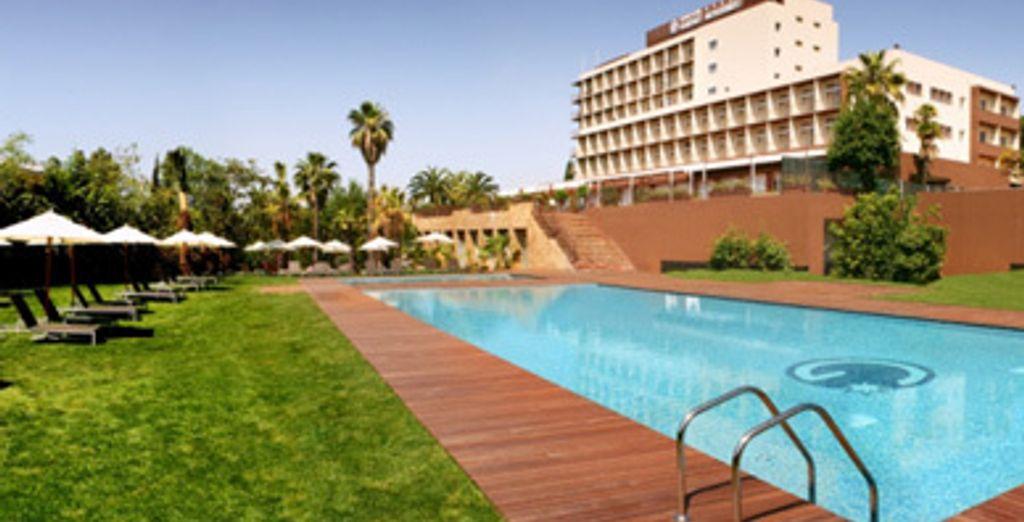 - Gran Hotel Guitart Monterrey ***** - Lloret De Mar - Spain Lloret de Mar