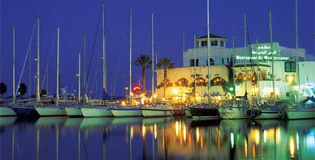 - El Mouradi Port el Kantaoui**** - Port El Kantaoui - Tunisia Port El Kantaoui