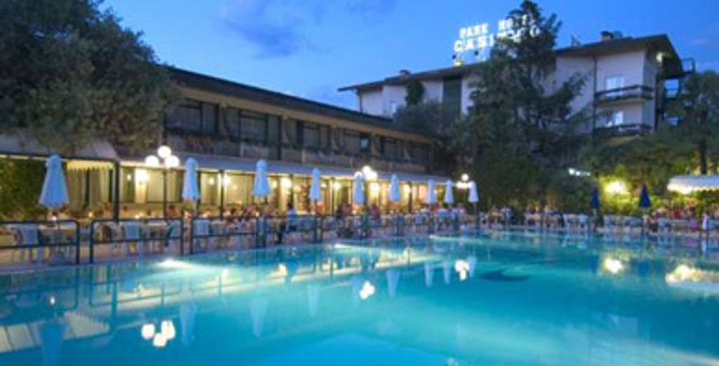 - Hotel Casimiro Village Park **** - Lake Garda Salo - Italy Lake Garda