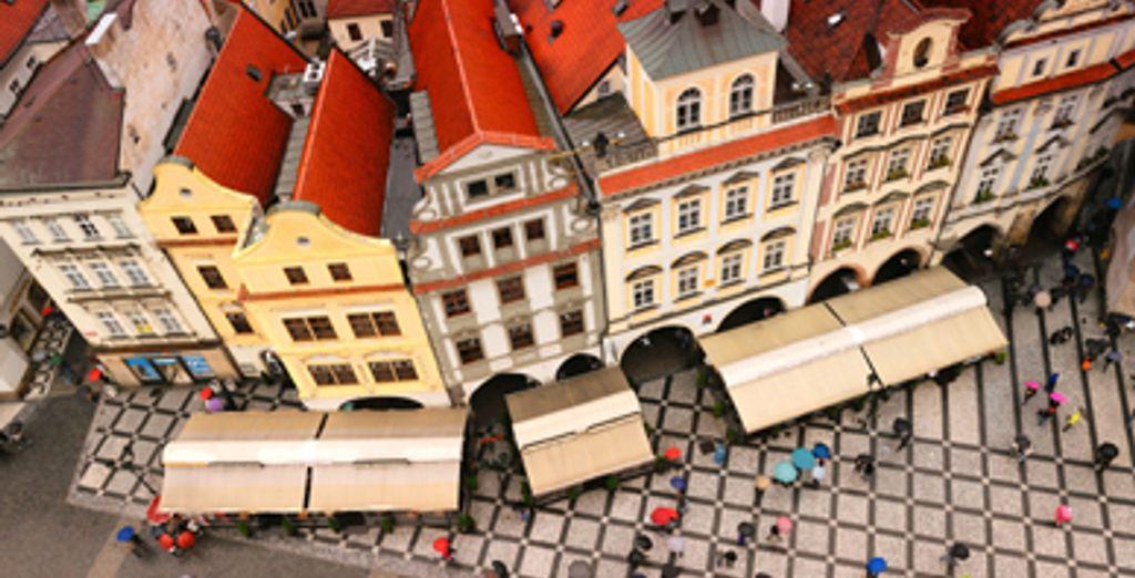 - Hotel Design Merrion**** - Prague - Czech Republic Prague