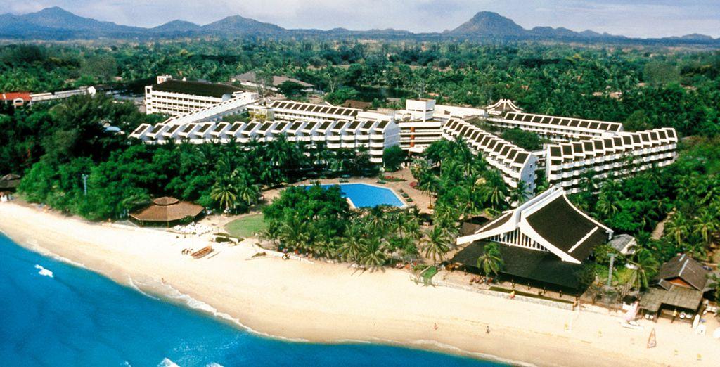 At the Regent Cha Am Beach Resort