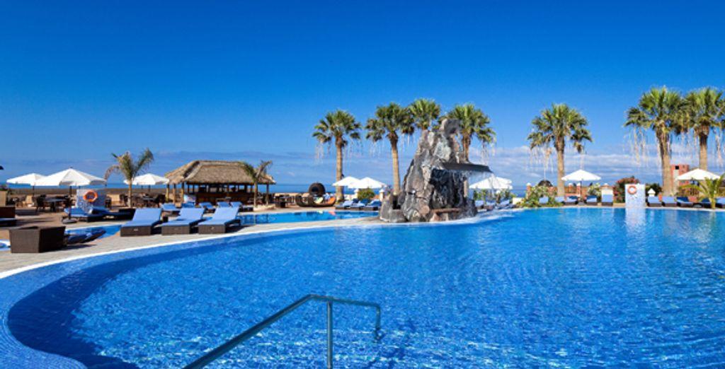 - Grand Hotel Callao**** - Tenerife - Canary Islands Tenerife