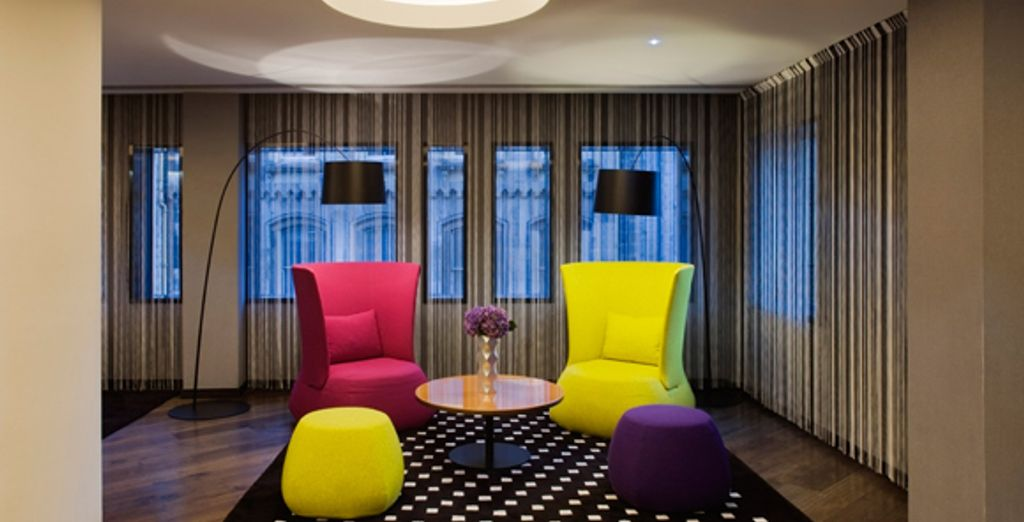 - Hotel Missoni***** - Edinburgh - Scotland Edinburgh