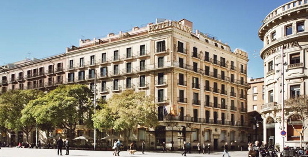 - Hotel Colon**** - Barcelona - Spain Barcelona