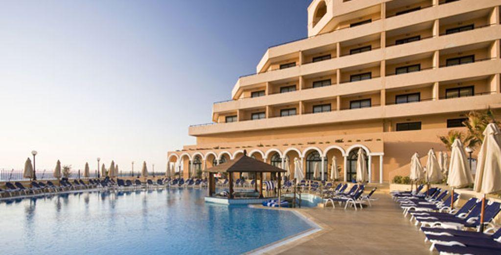 - Radisson Blu Resort***** - St. Julian's - Malta St Julian's