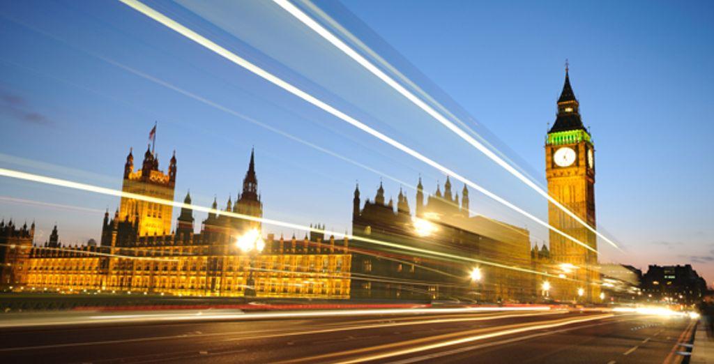 - InterContinental Westminster***** - London - England London