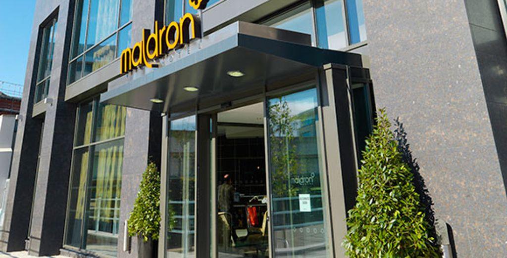 - Maldron Hotel*** - Cardiff - Wales Cardiff