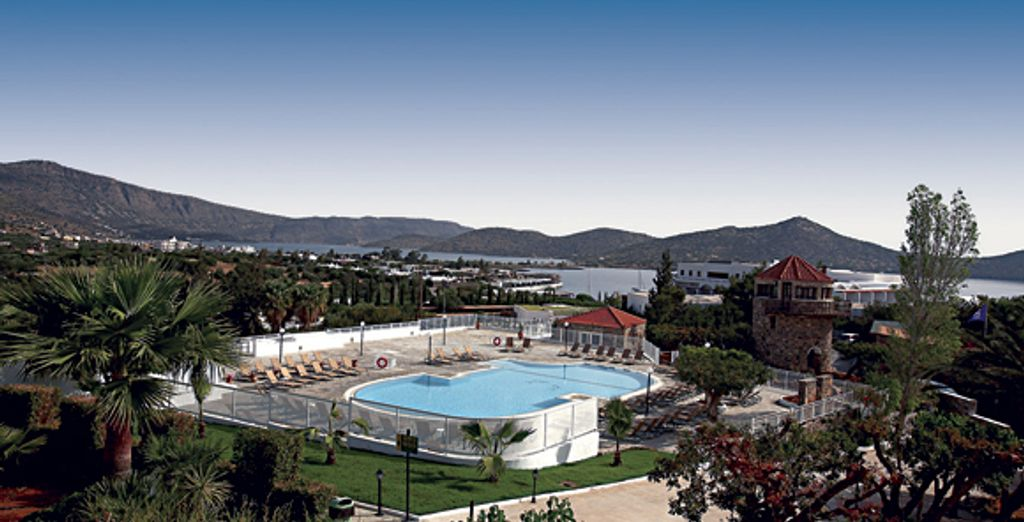 - Elounda Aqua Sol Resort **** - Crete - Greece Crete