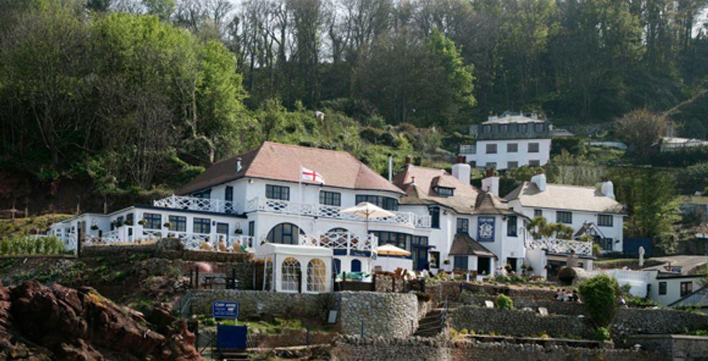 - The Cary Arms***** - Babbacombe - Devon - England Devon