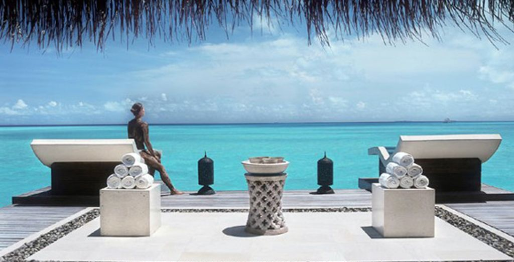 - Taj Exotica Resort And Spa Maldives***** - Maldives - Indian Ocean Maldives