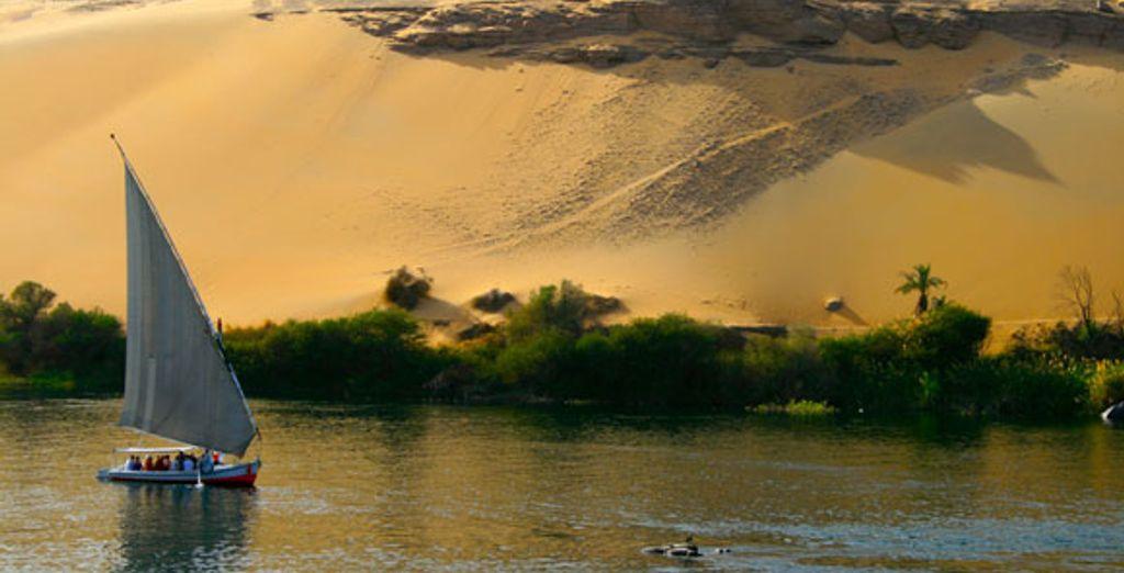 - RA II Nile Cruise***** + Optional Luxor stay Various