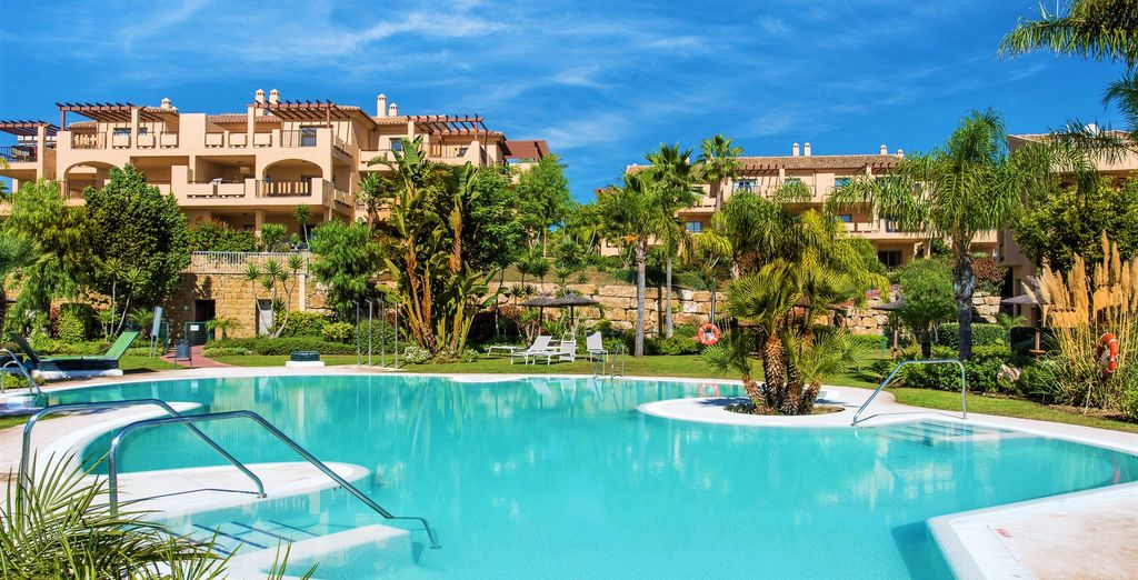 Quartiers Marbella 4*