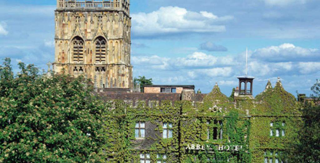 - The Abbey**** - Malvern Hills, Great Malvern - United Kingdom Great Malvern