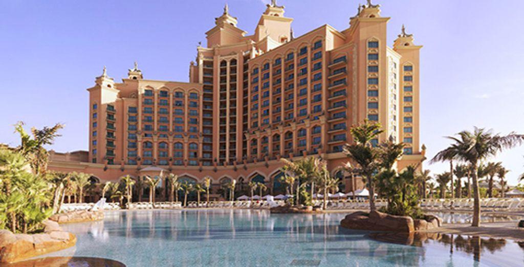- Hotel Atlantis The Palm***** - Dubai - UAE Dubai