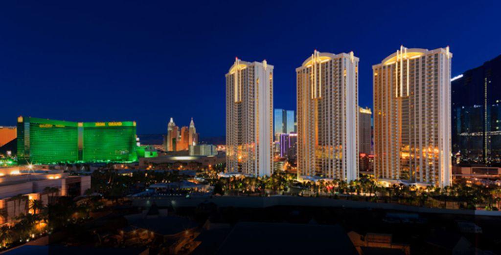 - Signature MGM Grand***** & Grand Canyon Ranch - Las Vegas & Arizona - USA Various