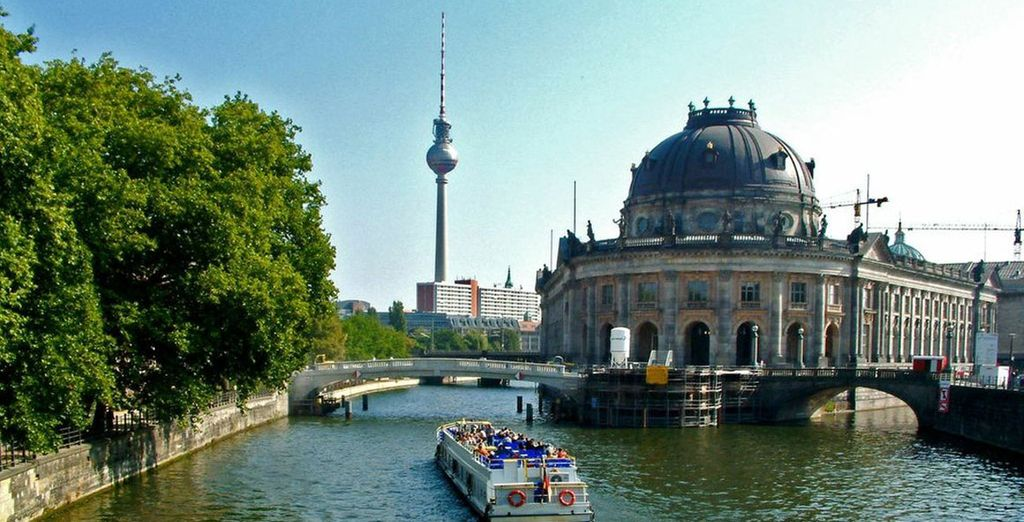 Berlin - a city of culture - Eurostars Berlin***** - Berlin - Germany Berlin