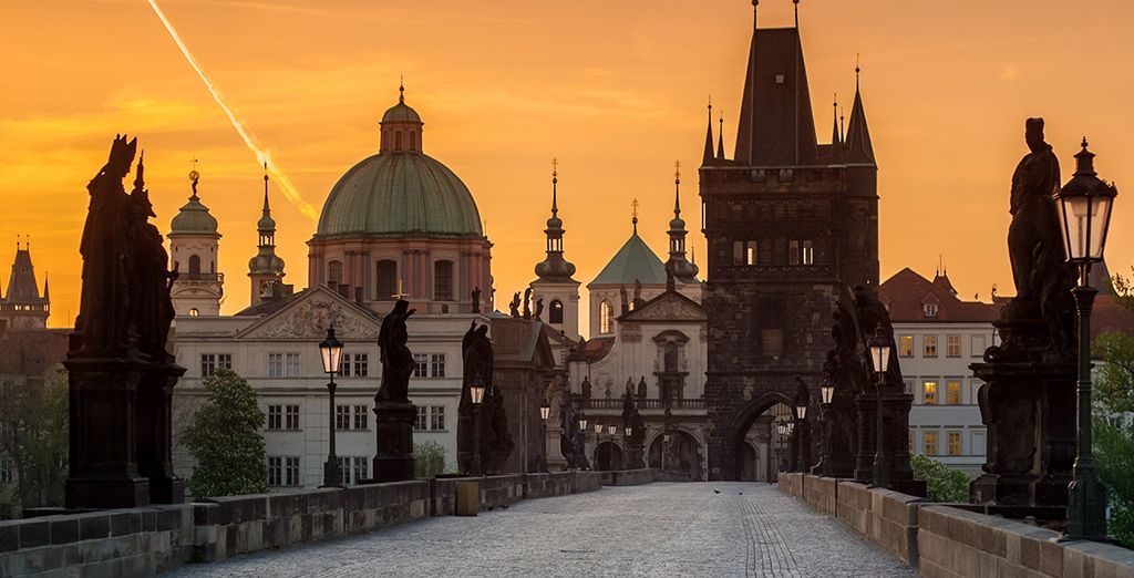 An enchanting escape to Prague... - 987 Prague 4* - Prague - Czech Republic Prague