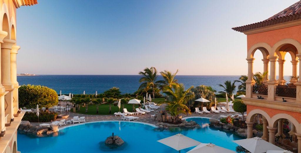 Luxurious Beachfront Hotel - Iberostar Grand Hotel El Mirador 5* Tenerife