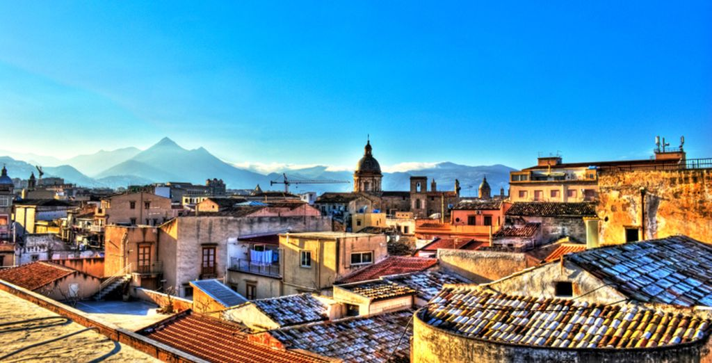 Stay in the heart of Palermo