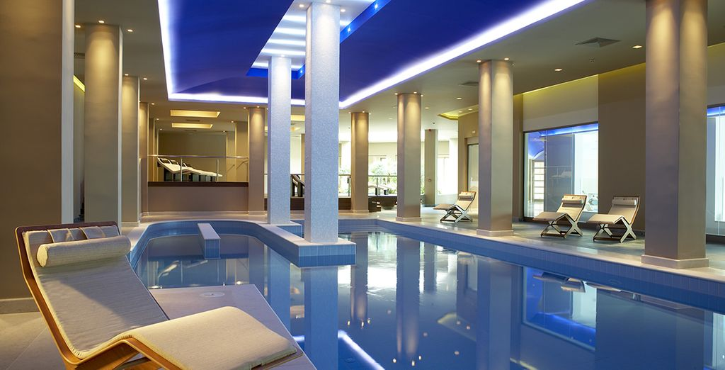Our members will also be treated to €100 credit per room to use at the award-winning spa