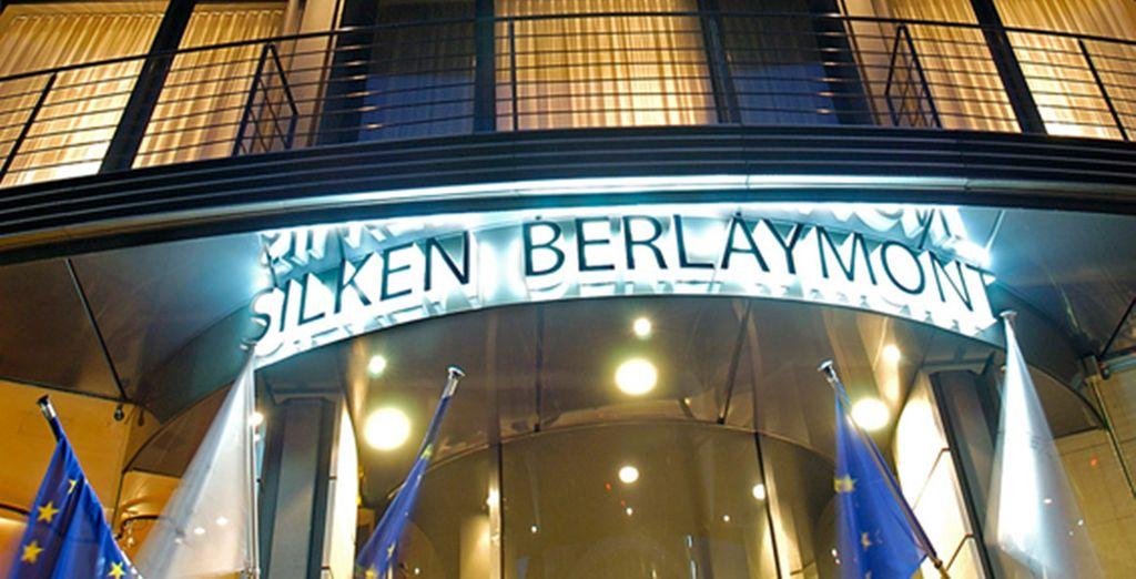 Silken Berlaymont Brussels****