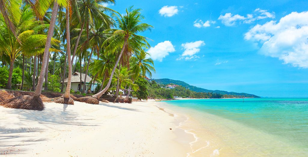Idyllic sandy shores await you - JW Marriott Khao Lak 5* Khao Lak