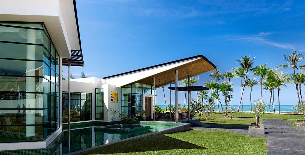 A modern, luxurious haven