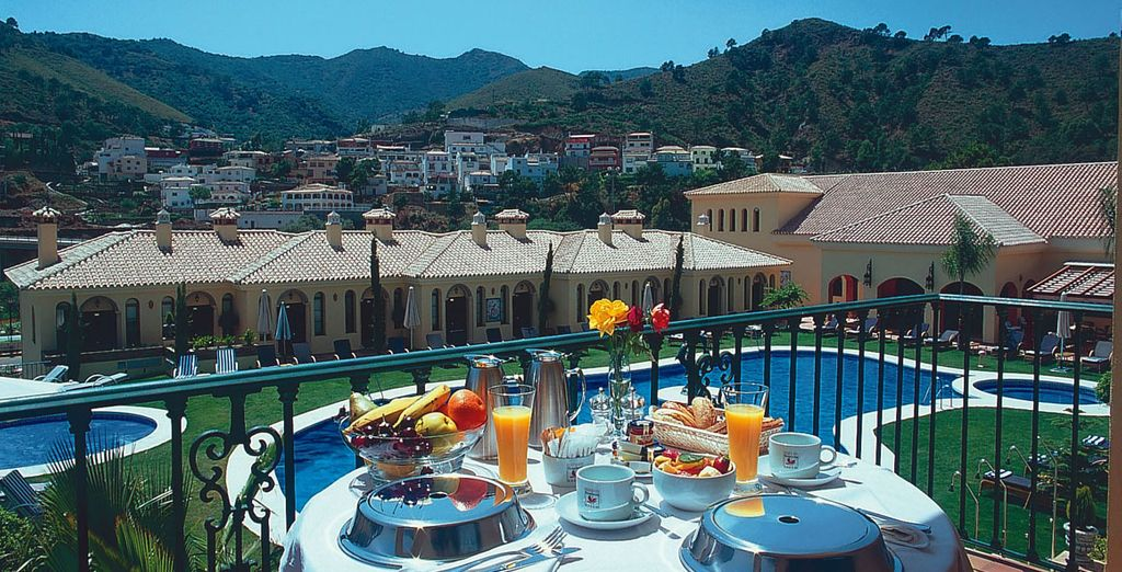 Take a trip to a sunny haven - Gran Hotel Benahavis 4* Marbella