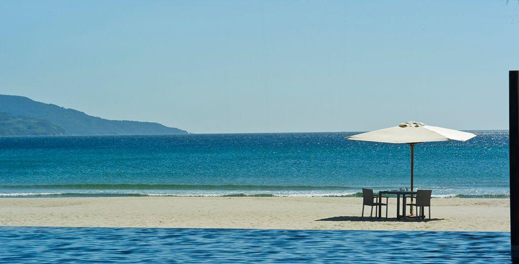 Located on the stunning beaches of Vietnam - Fusion Maia Resort & Spa 5* Da Nang