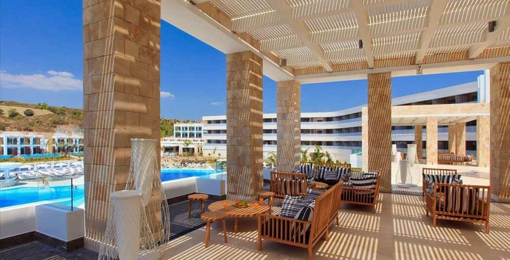 Jet off to sunny Rhodes in summer 2015 - Princess Andriana Resort & Spa 5* Rhodes