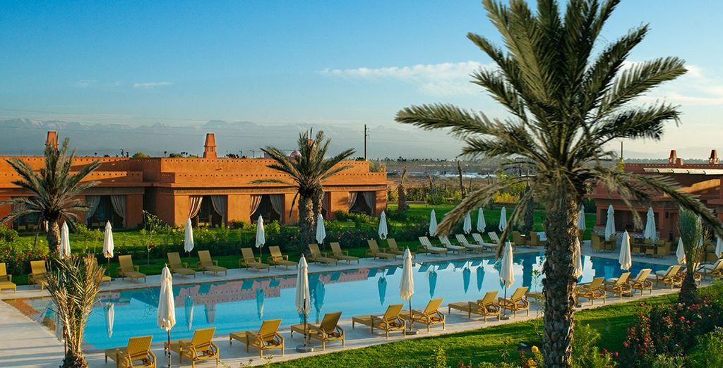 Red City Sanctuary - Domaine des Remparts 5* Marrakech