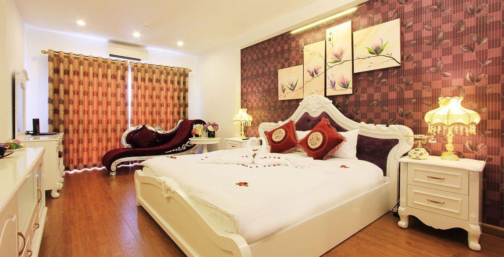 Stay in three hotels, each offering wonderful comforts (Splendid Star)