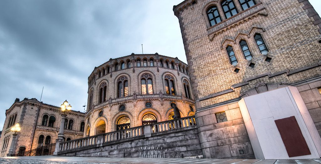 Begin in Oslo, and explore the capital's sights, food and culture