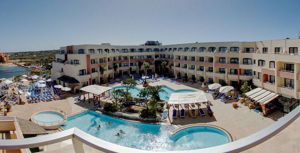 At the Riviera Resort and Spa - Riviera Resort & Spa 4* Mellieha