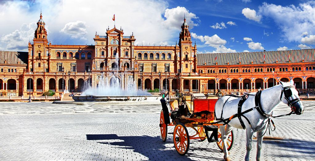 Holidays offers to Seville