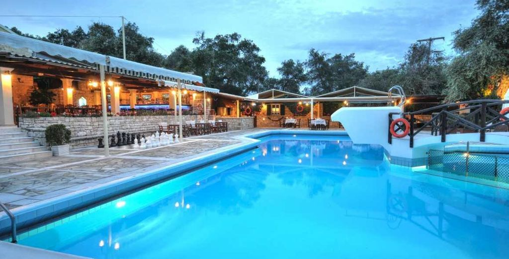 The gorgeous 4* Paxos Club Resort brims with character - Paxos Club Hotel 4* Paxos