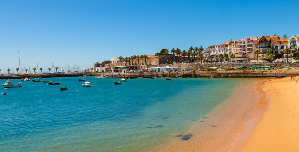 Condé Nast Traveller listed 'Hot Property' in Cascais