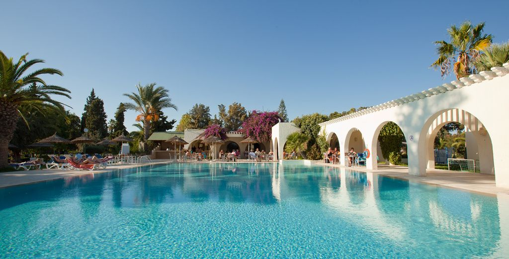 Escape to a sunshine break in the blissful warmth of Port El Kantaoui