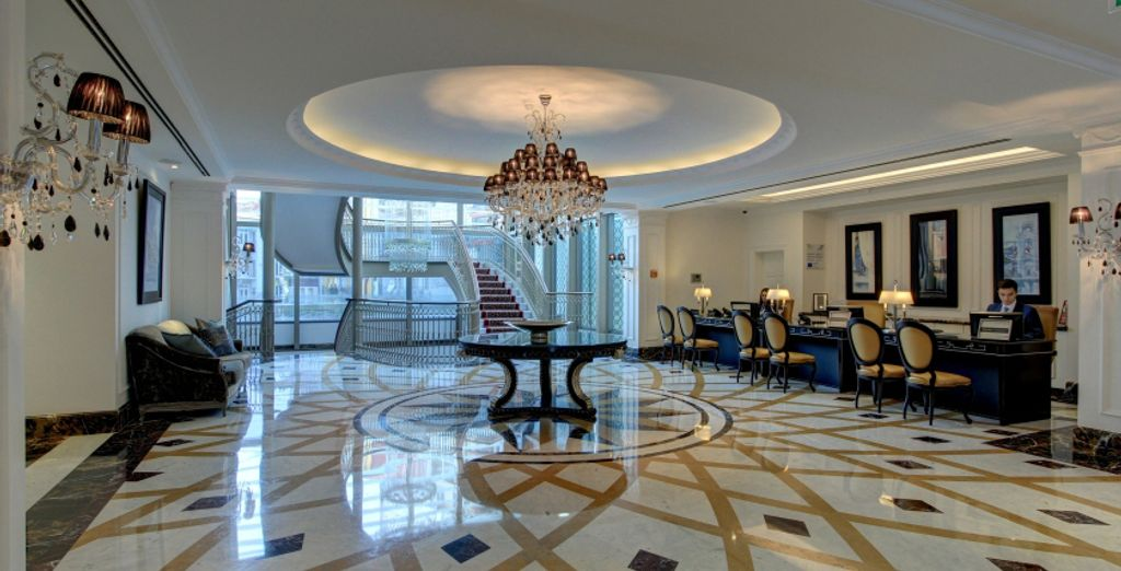 Staying at the InterContinental Porto