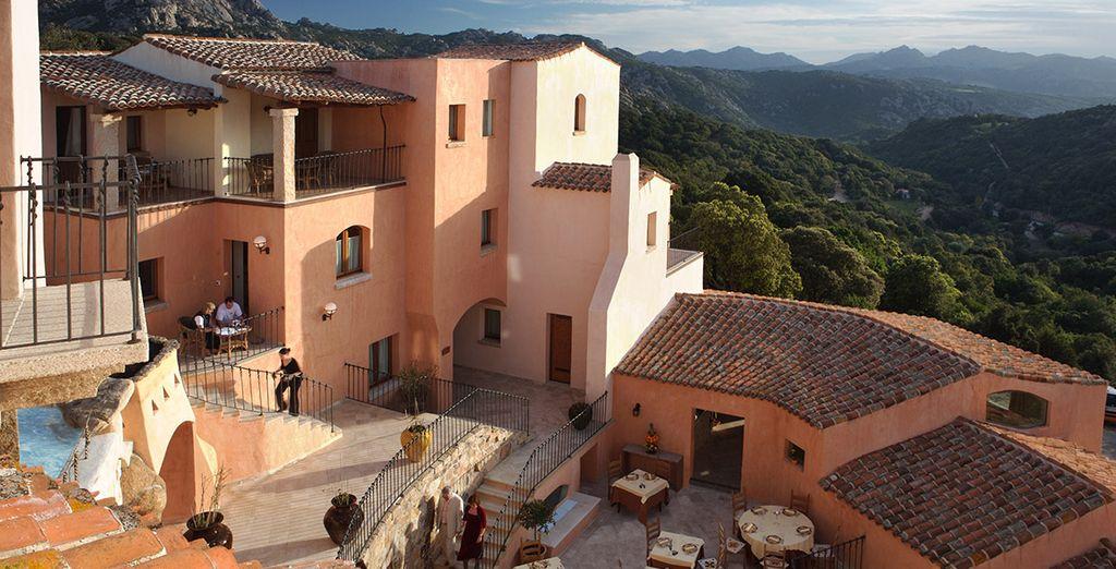 Escape to picturesque Sardinia