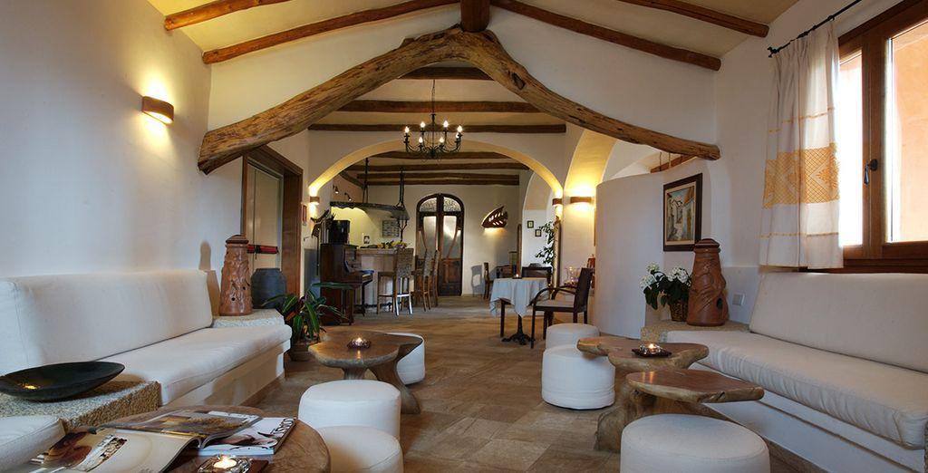 And the charming Hotel Arathena