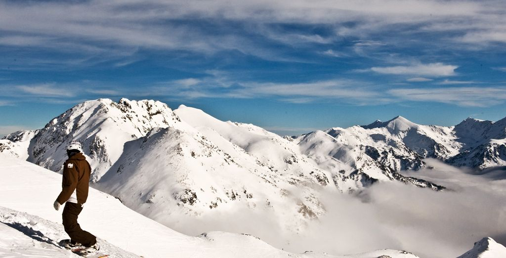 The Best Places to Ski in March : Andorra