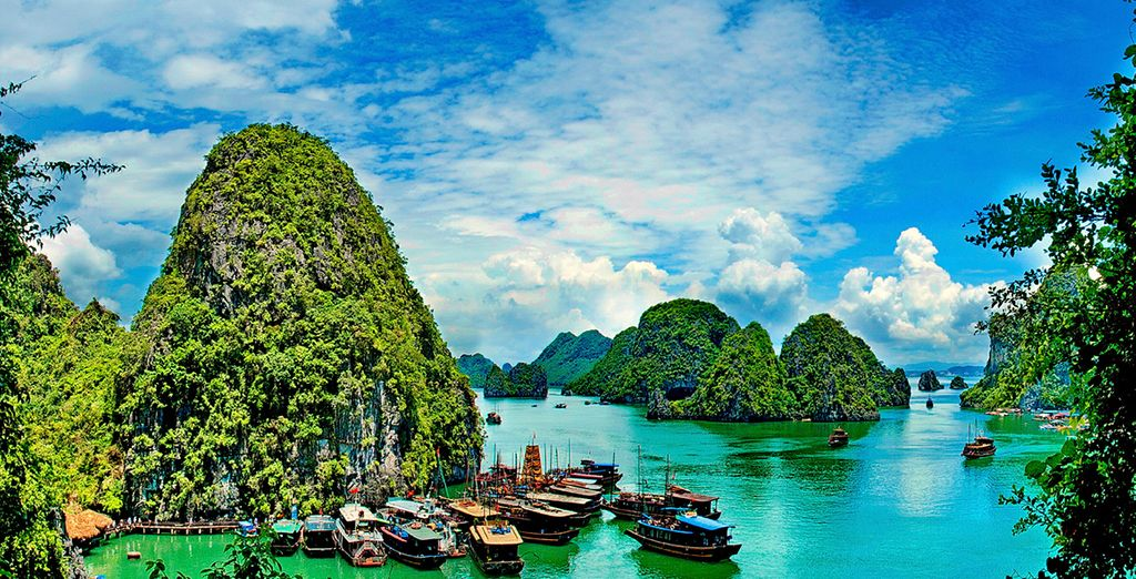 You will be sure to leave with Cambodia and Vietnam in your heart