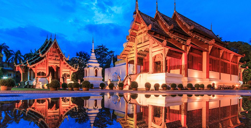 See the best of Thailand's temples...