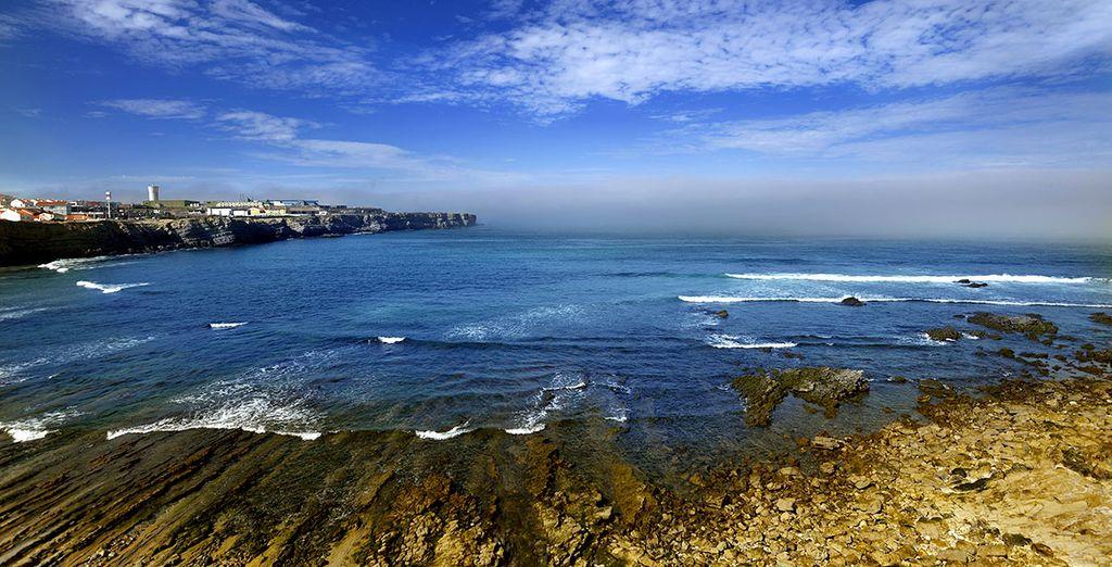 Discover Portugal's Silver Coast - SANA Silver Coast 4* Silver Coast
