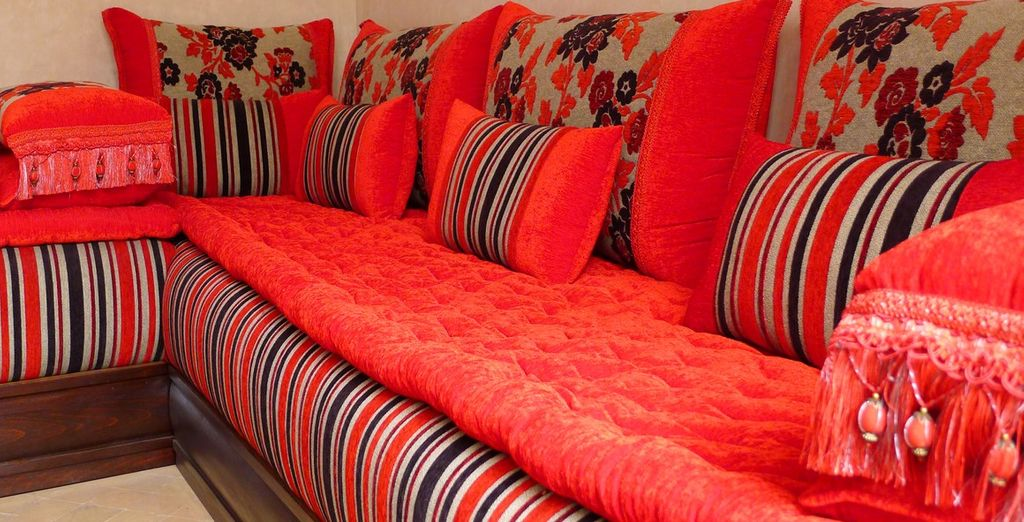 With colourful and inviting interiors