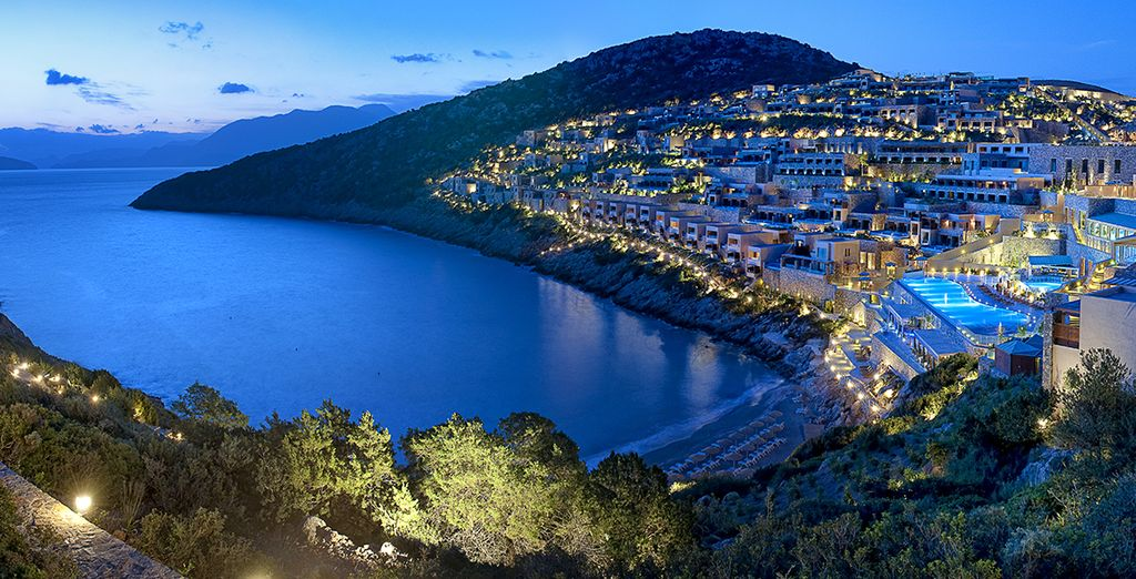 voyage priv holiday to greece crete daios cove luxury resort villas 5. Black Bedroom Furniture Sets. Home Design Ideas