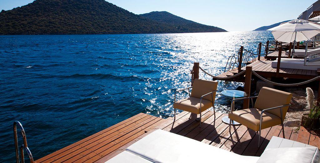 The perfect quiet, coastal retreat
