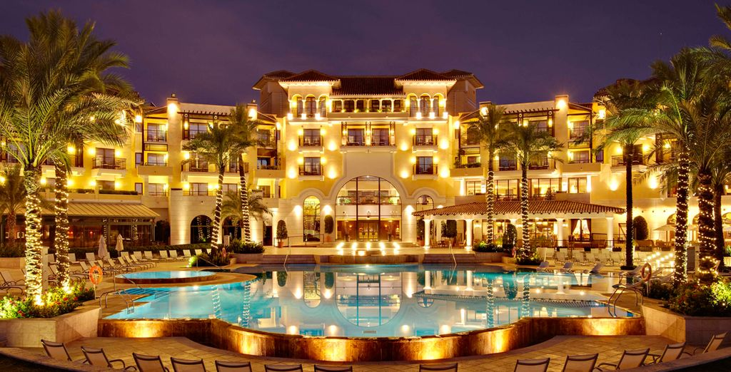 Experience the beautifully lavish Intercontinental Mar Menor Hotel